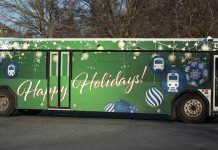 CATS holiday bus